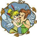 Tink Lost Treasure embroidery design