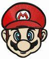 Super Mario embroidery design