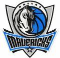 Dallas Mavericks Logo embroidery design
