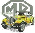 MP Lafer embroidery design