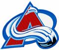 Colorado Avalanche Primary Logo embroidery design