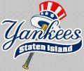 Staten Island Yankees Logo embroidery design