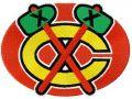 Chicago Blackhawks logo 2 embroidery design