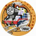 Thomas the Tank Engine embroidery design