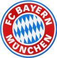 FC Bayern Munchen Logo embroidery design