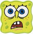 SpongeBob Smile 5 embroidery design