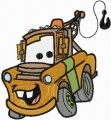 Mater small size embroidery design