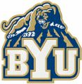 Brigham Young Cougars Alternate Logo embroidery design