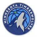 Minnesota Timberwolves logo embroidery design