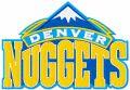 Denver Nuggets Logo embroidery design