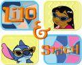 Lilo and Stitch Banner embroidery design