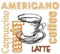 Different coffee 2 embroidery design