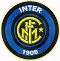 Inter Football Club embroidery design