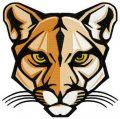 Puma 2 embroidery design