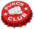 Punch Club logo 2 embroidery design