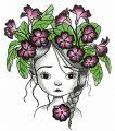 Despair embroidery design