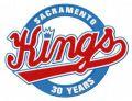 Sacramento Kings logo embroidery design