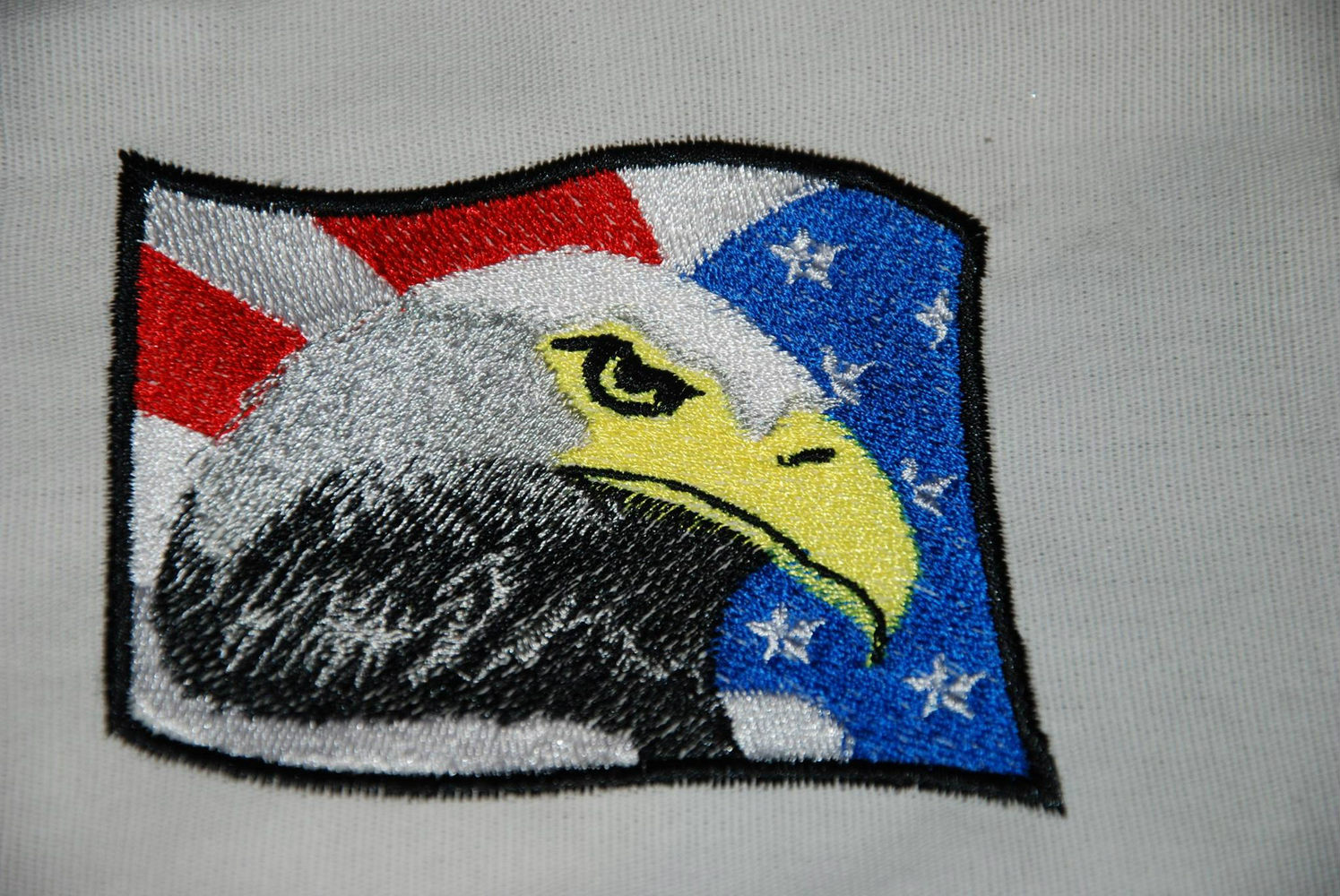 American eagle design on t-shirt 2