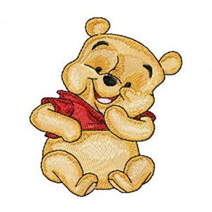 Funny Baby Pooh