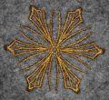 Christmas snowflake 3 free machine embroidery design