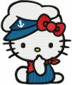 Hello Kitty Marine Suit