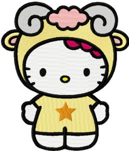 Hello Kitty Aries