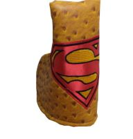 Superman Logo design on glove1