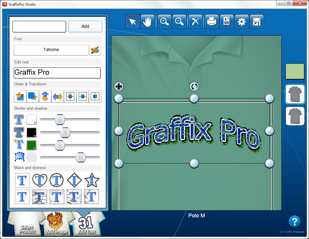 Graffixopro Studio Tm T Shirt Design Software