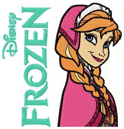 Anna Frozen 2 Machine Embroidery Design,Jeans Garments Showroom Interior Design Photos Catalog