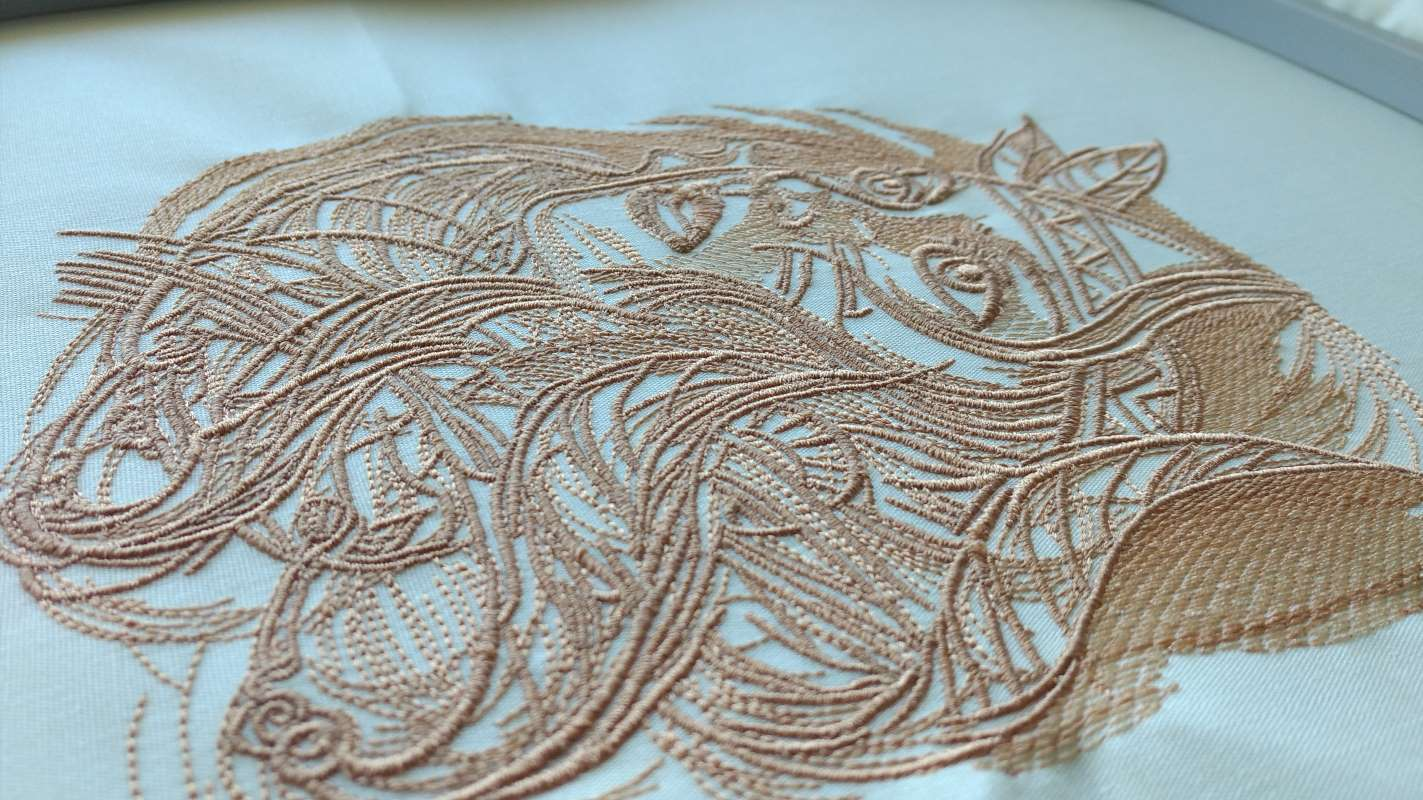 in hoop indian embroidery