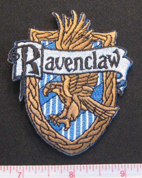 Ravenclaw embroidered patch