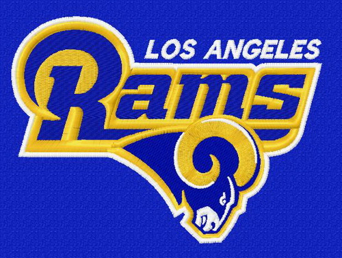 Image result for los angeles rams logo