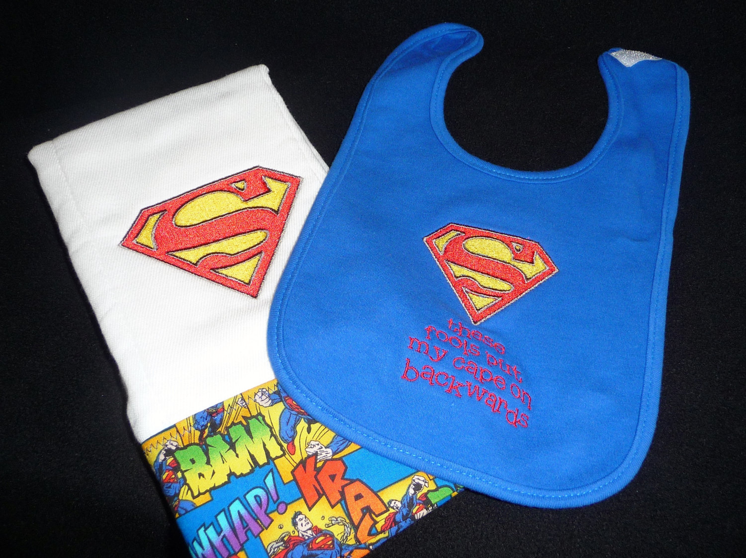 Superman designs embroidered2
