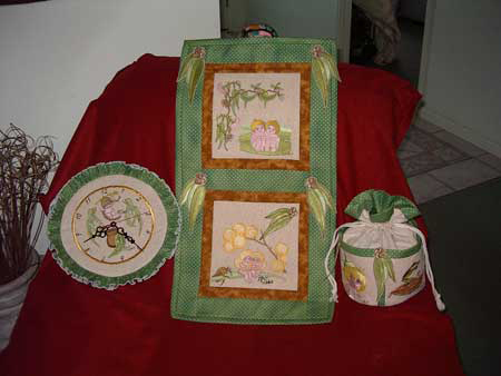 May Gibbs embroidered designs
