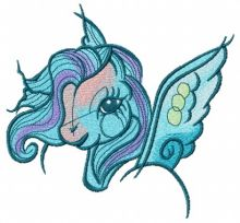 Winged pony
