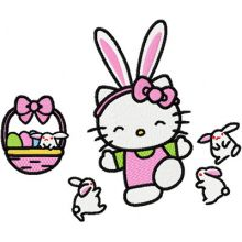 Hello Kitty Easter 2