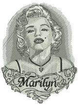 Gorgeous Marilyn