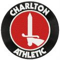 Charlton Athletic F.C. logo embroidery design