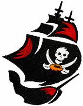 Tampa Bay Buccaneers Alternate Logo