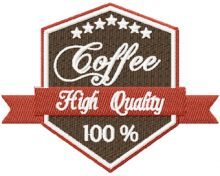 Coffee Label High Quality