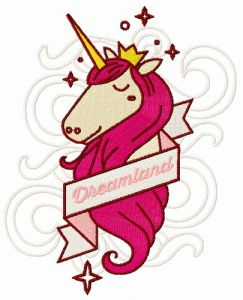 Unicorn from Dreamland