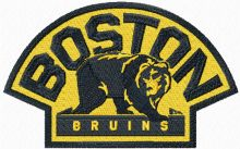 Boston Bruins alternative logo