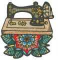 Old sewing machine 3 embroidery design