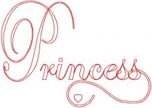 Princess wordmark 2