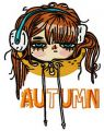 Autumn mood 4 embroidery design