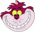 Cheshire Cat 16 embroidery design
