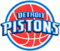Detroit Pistons Primary Logo embroidery design