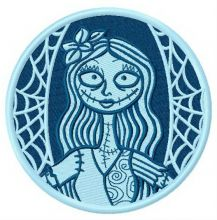 Sally badge