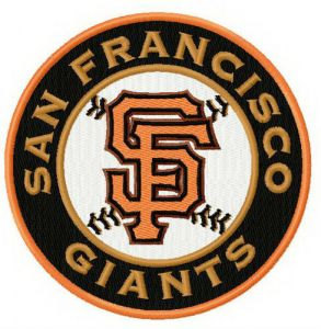 San Francisco Giants Logo 4