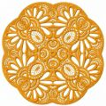Lace doily 13 embroidery design